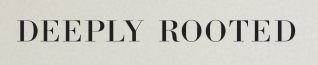 Deeply Rooted Magazine Coupon