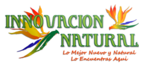 Innovacion Natural Coupon
