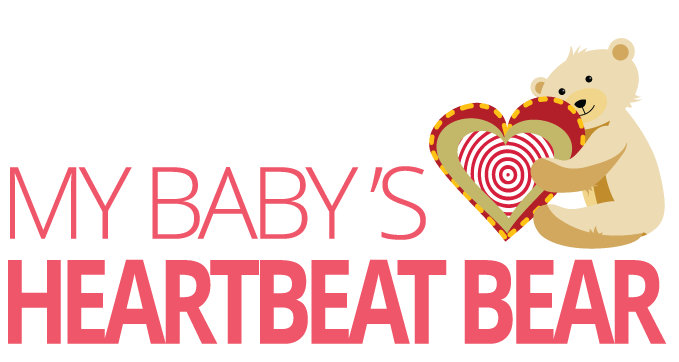 My Baby's Heartbeat Bear Coupon